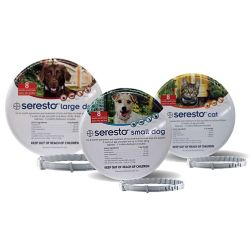 Shop Seresto Flea & Tick Collars for Dogs or Cats at Tractor Supply Co.