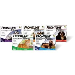 Shop 3 Pk. Frontline Plus for Dogs or Cats at Tractor Supply Co.