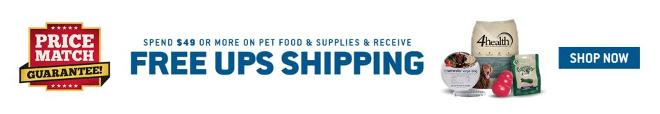 Free UPS Shipping on Pet Food & Supplies - Tractor Supply Co.