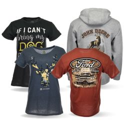 Shop Men's & Women's Graphic Tees at Tractor Supply Co.