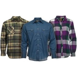 Shop Men's & Women's Long Sleeve Shirts & Flannels at Tractor Supply Co.