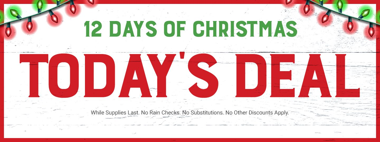 12 Days Of Christmas - Tractor Supply Co.