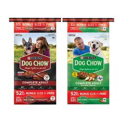 Shop 52 lb. Bonus Bag Purina Dog Chow at Tractor Supply Co.