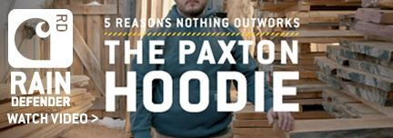The Paxton Hoodie