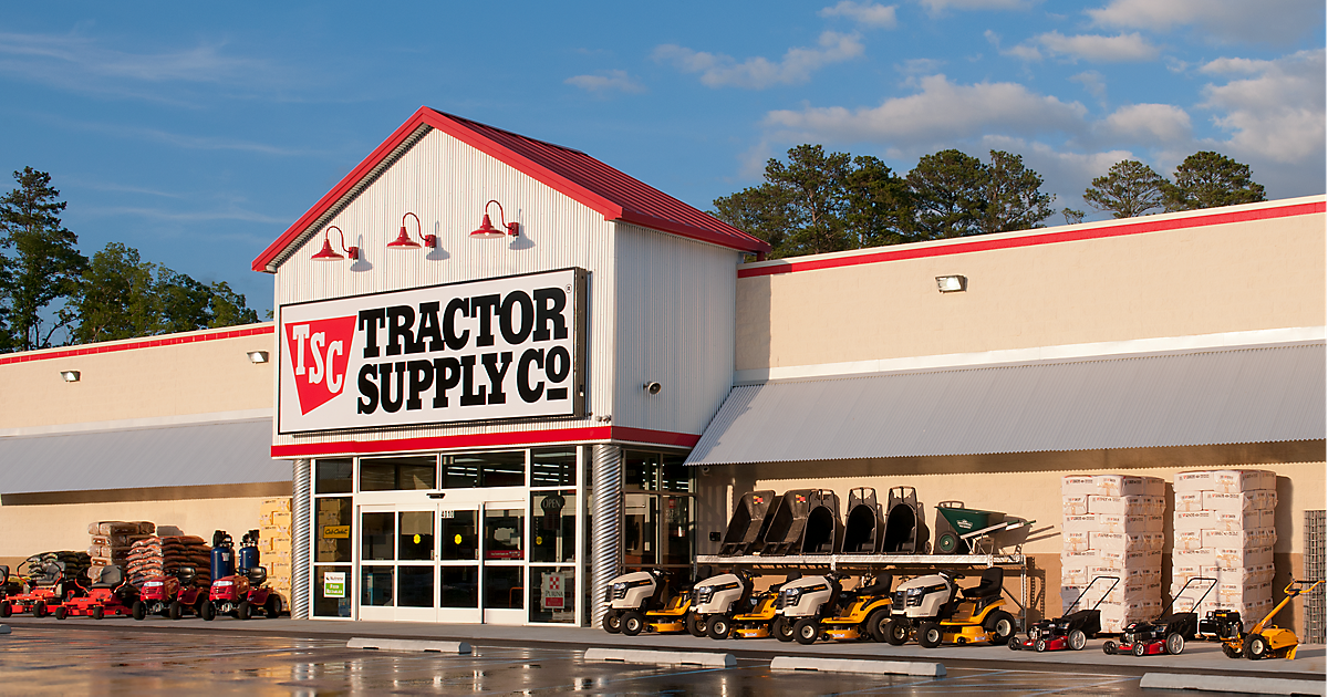 Tractor Supply Co. Store Locator , : Learn Store Hours, Find Address,  Services & Events.