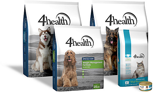 4health® Dog Food - Special Care Bags