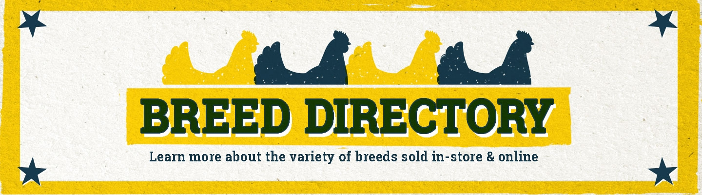 Breed Directory - Tractor Supply Co.