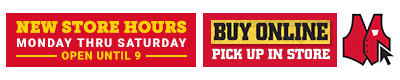 Buy Online Pick Up in Store Now available - Tractor Supply Co.