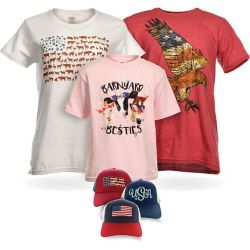 Shop Americana Tees & Caps at Tractor Supply Co.