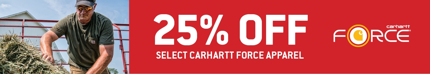 Carhartt Force - Tractor Supply Co.