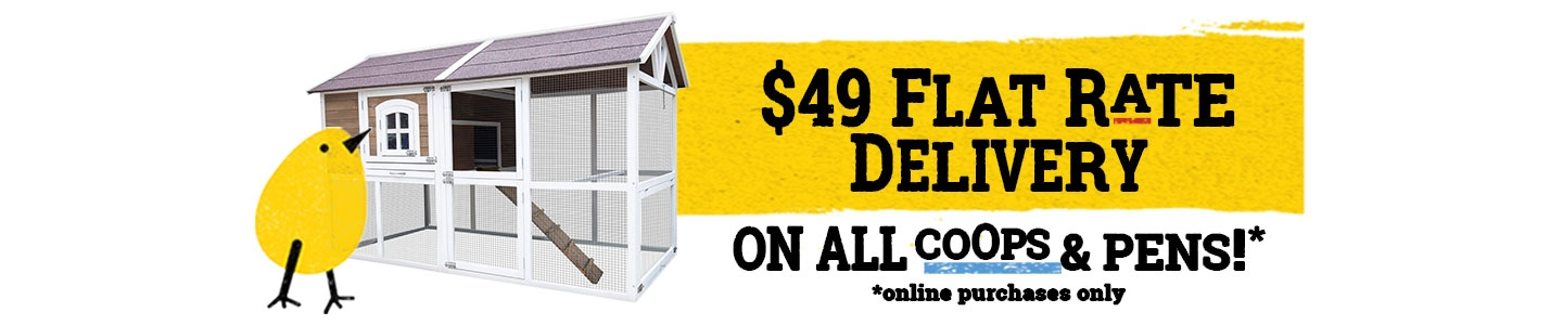 Chicken Coops, Pens & Nesting Boxes at Tractor Supply Co