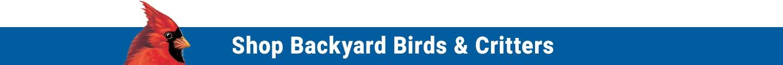 Shop Backyard Birds & Critters - Tractor Supply Co.