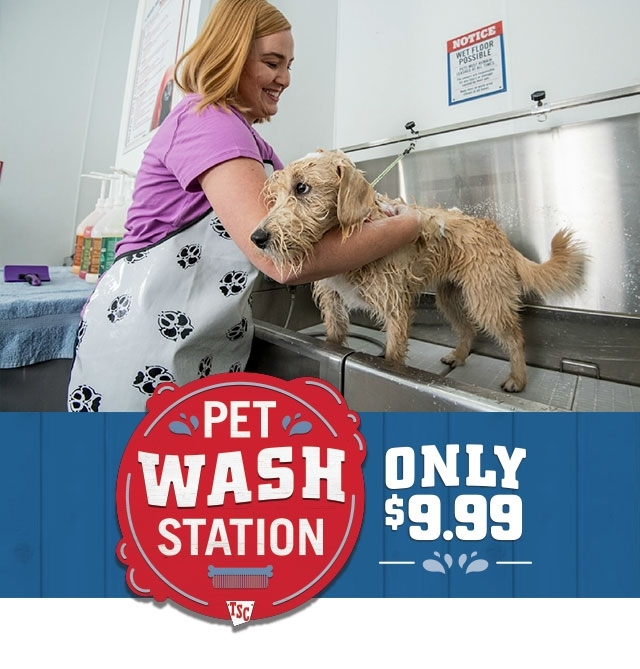 Pet Wash Tractor Supply Co