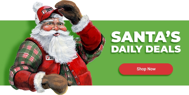 Santa's Daily Deals - Tractor Supply Co.