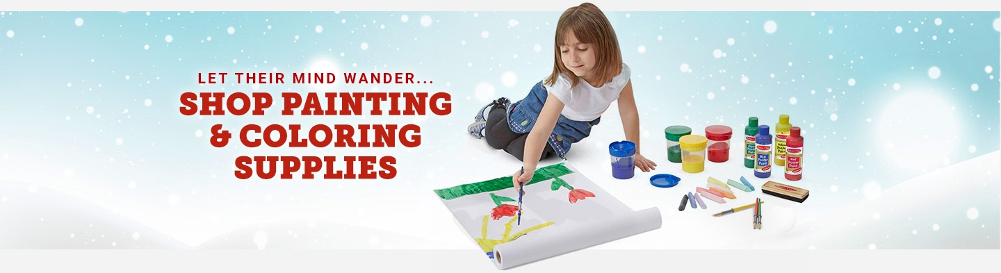 Shop Painting & Coloring Supplies - Tractor Supply Co.