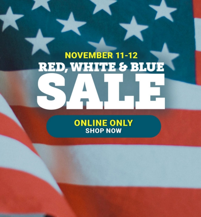 Red, White & Blue Sale - Tractor Supply Co.