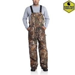 Shop Carhartt Men's Quilt Lined Bib Overalls at Tractor Supply Co.