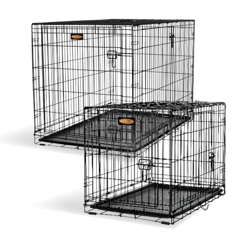 Retriever 2-Door Wire Dog Crates - Tractor Supply Co.