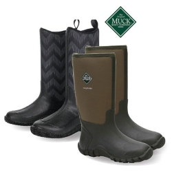 Shop Men's Edgewater & Women's Hale Muck Boot at Tractor Supply Co.