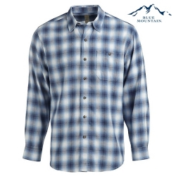 Shop Men's Blue Mountain Flannels at Tractor Supply Co.