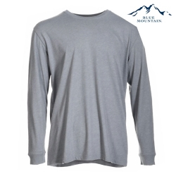 Shop Men's Blue Mountain Long Sleeve Tees at Tractor Supply Co.