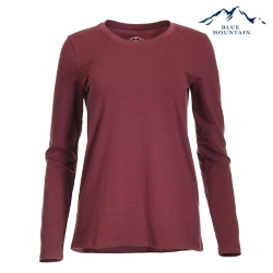 Shop Women's Blue Mountain Long Sleeve Tees at Tractor Supply Co.