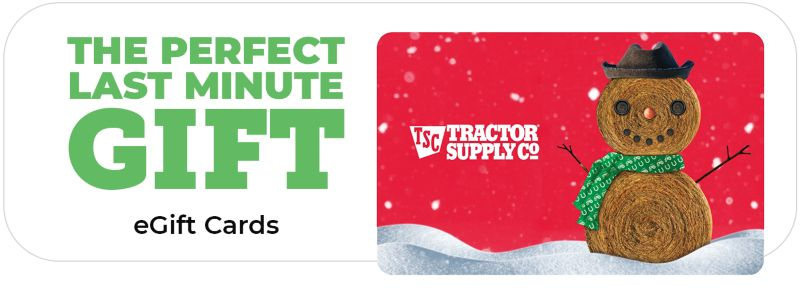 eGift Cards - Tractor Supply Co.