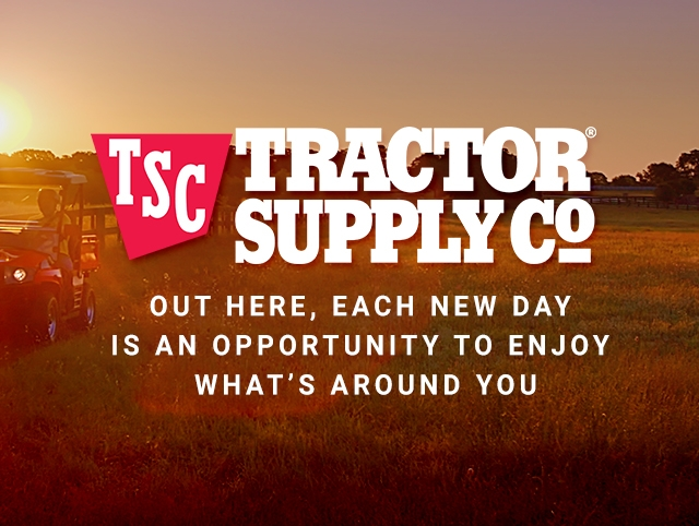 Brand Anthem - Tractor Supply Co.
