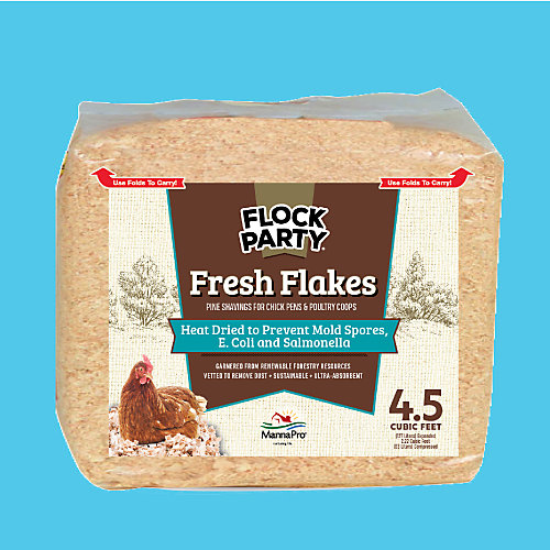 Flock Party Fresh Flakes - Tractor Supply Co.