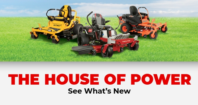 The House of Power - Tractor Supply Co.