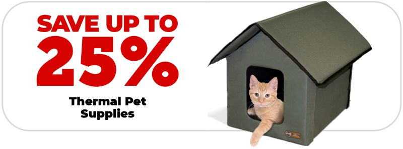 Thermal Pet Supplies - Tractor Supply Co.