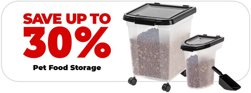 Pet Food Storage - Tractor Supply Co.
