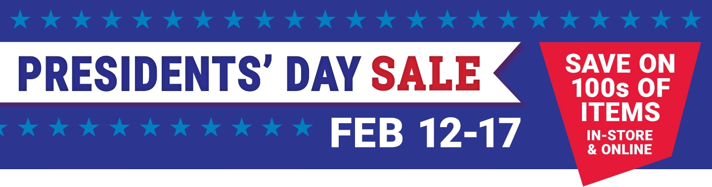 President's Day Sale - Tractor Supply Co.
