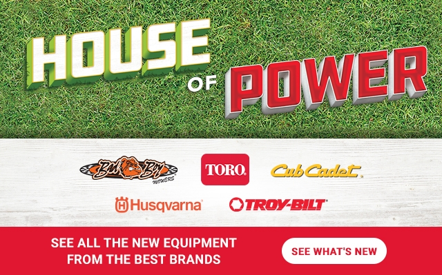 House Of Power - Tractor Supply Co.