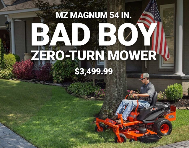 Bad Boy - Tractor Supply Co.