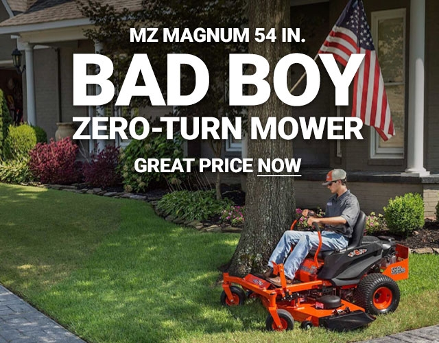 Bad Boy - Tractor Supply Co.