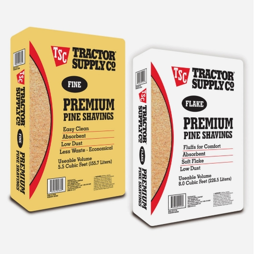 TSC Pine Shavings - Tractor Supply Co.