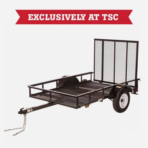 Mesh Floor Trailer - Tractor Supply Co.