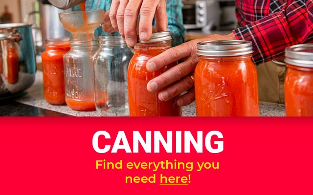 Canning - Tractor Supply Co.