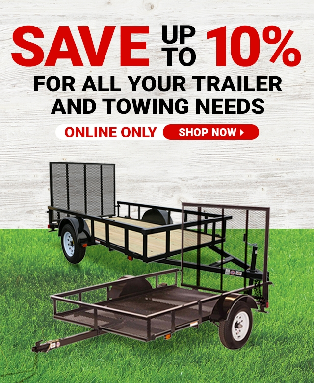 Trailer & Towing - Tractor Supply Co.