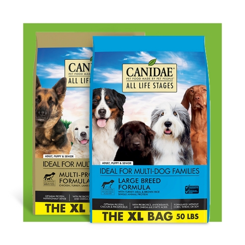 CANIDAE Premium Dog Food - Tractor Supply Co.