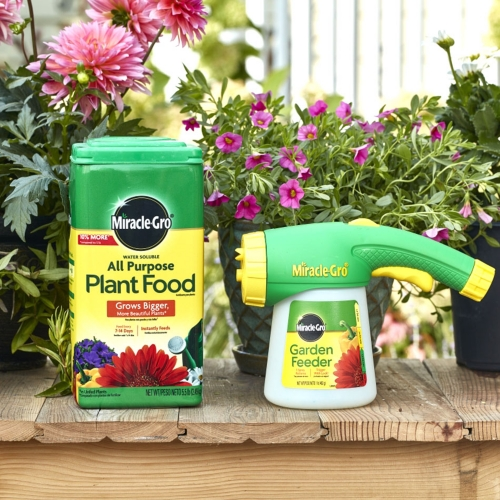 Miracle-Gro & Bonnie Plants - Tractor Supply Co.