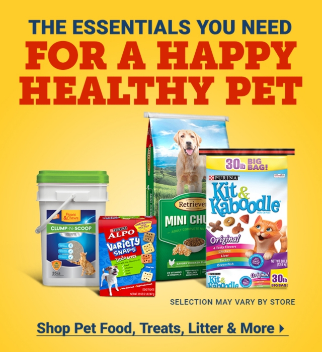 Happy Healthy Pet - Tractor Supply Co.