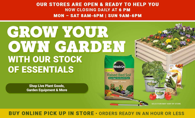 Garden - Tractor Supply Co.