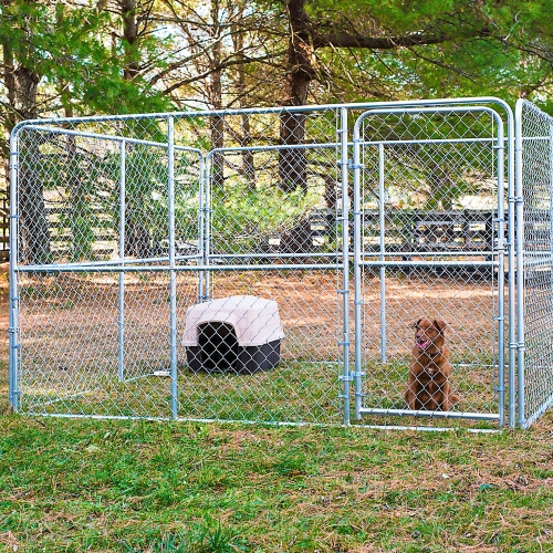 10 ft. x 10 ft. x 6 ft. Dog Kennel - Tractor Supply Co.