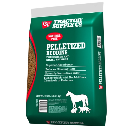 Tractor Supply Pelletized Bedding, 40 LB. - Tractor Supply Co.