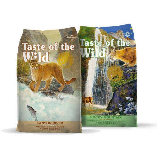 14 lb. Taste of the Wild Dry Cat Food - Tractor Supply Co.