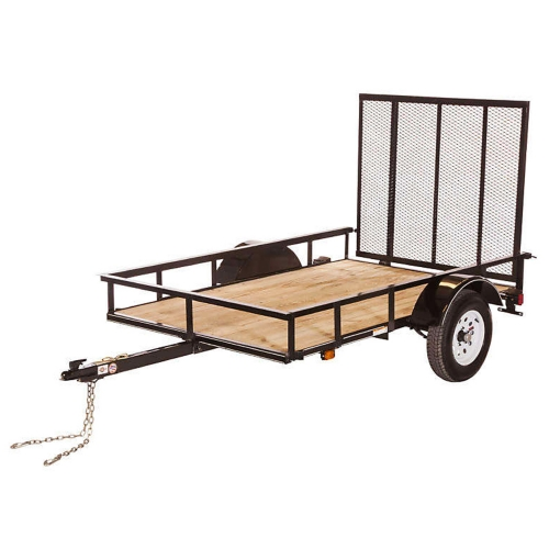 Carry-On Trailer 5 ft. x 8 ft. Open Wood-Floor Utility Trailer - Tractor Supply Co.