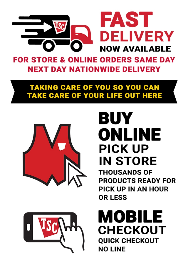 Services - Tractor Supply Co.