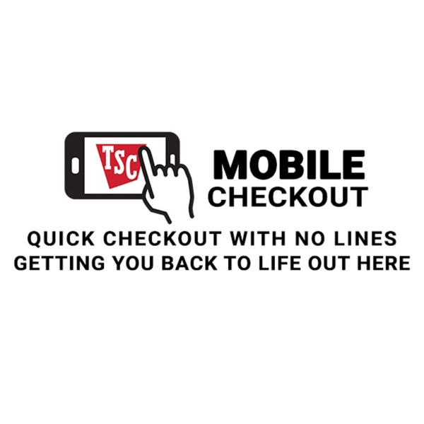 Mobile Checkout - Tractor Supply Co.